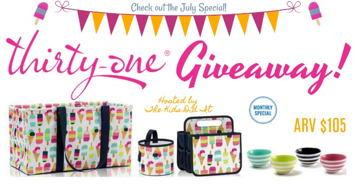 Thirty-One Gifts Celebrates National Ice Cream Month