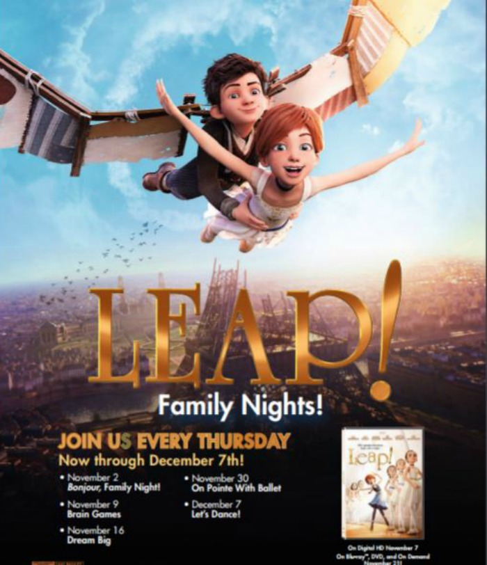 leap movie