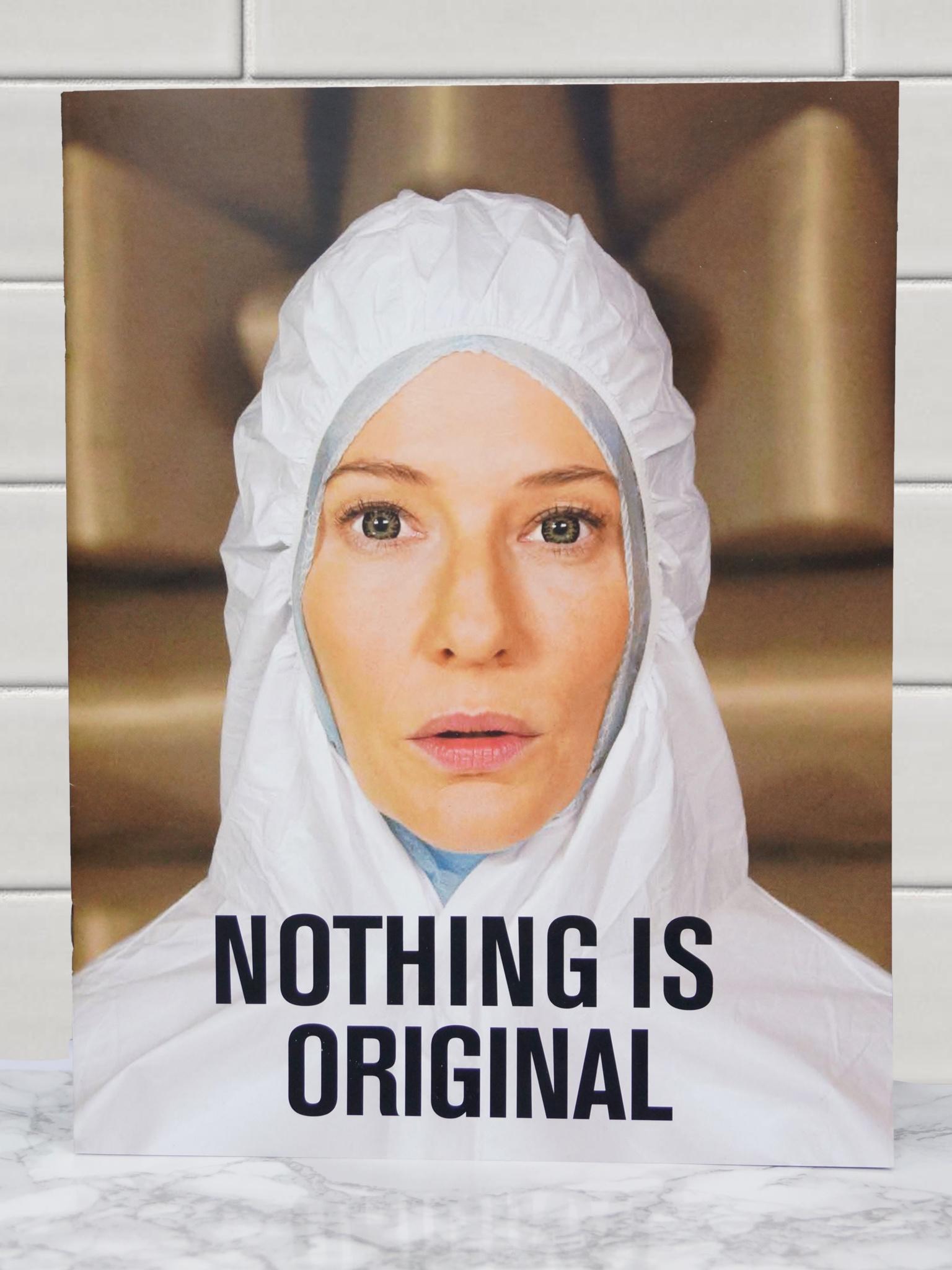 - Manifesto - Cate Blanchett - Park Avenue Armory - Julian Rosefeldt - #PAAManifesto - @ParkAveArmory - PAA - Art - Performance Art - TheKillerLook.com - The Killer Look
