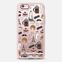 CAFÉ PARISIEN - Casetify - New Standard™ Phone Case - Casetify.com - TheKillerLook.com - The Killer Look