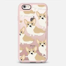 CORGI PATTERN - Casetify - New Standard™ Phone Case - Casetify.com - TheKillerLook.com - The Killer Look