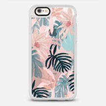 PINK SPRING BY CHLOE HALL - Casetify - New Standard™ Phone Case - Casetify.com - TheKillerLook.com - The Killer Look