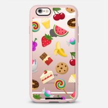 SWEET EMOJIS TRANSPARENT - Casetify - New Standard™ Phone Case - Casetify.com - TheKillerLook.com - The Killer Look