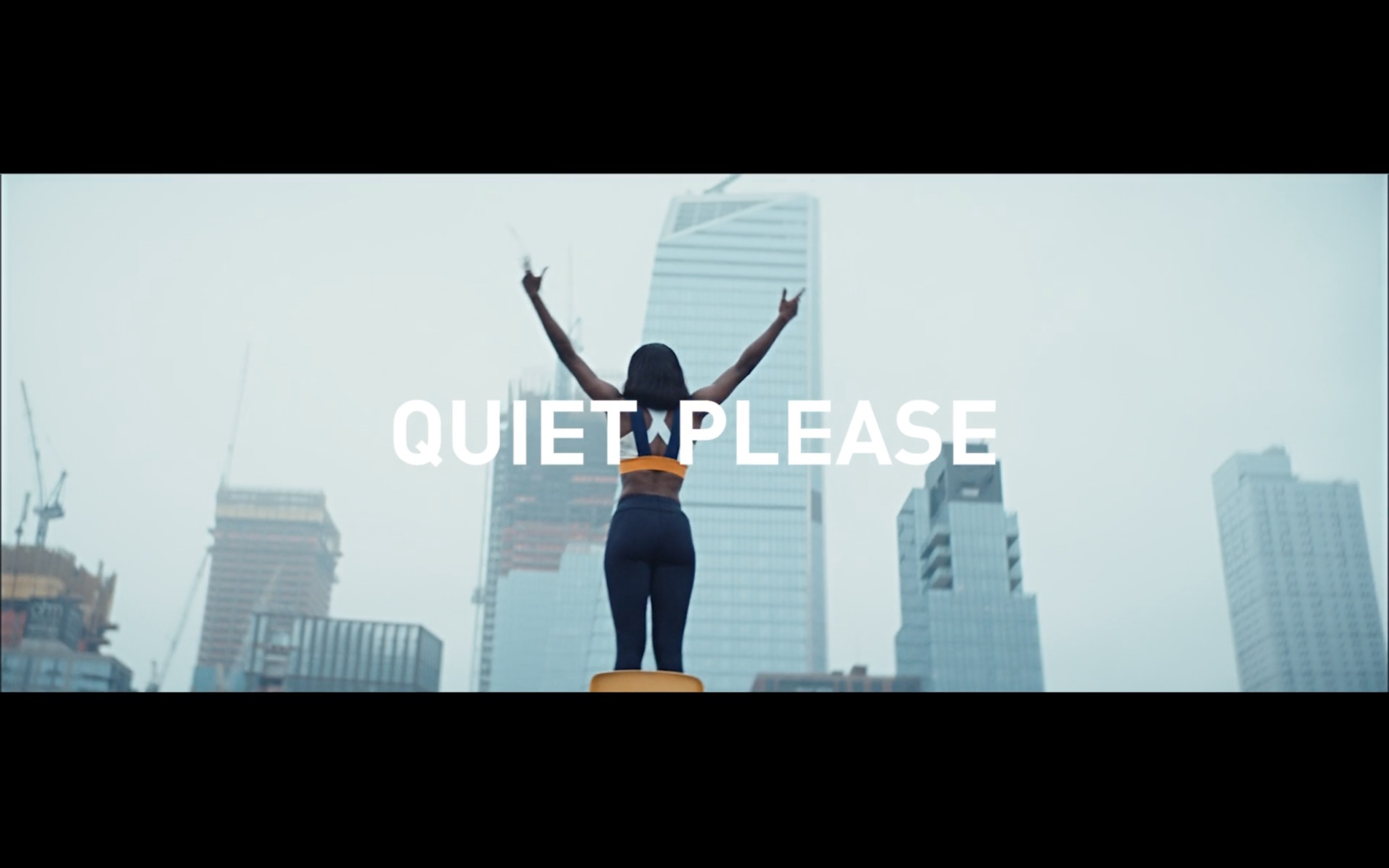 Steven Killian Design - Production Design - Designs - Art Department - Adidas Originals - Pharrell Williams - No Quiet Please - Don't Be Quiet Please - TheKillerLook.com - The Killer Look