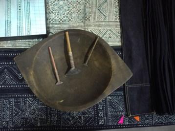 Hmong batik tools, Victoria Vorreiter