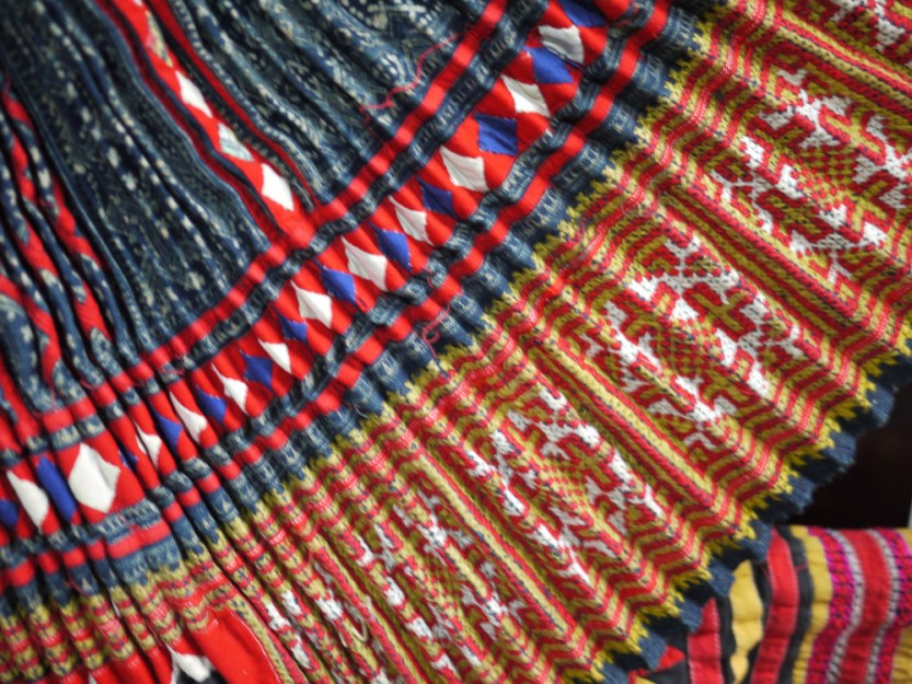 Hmong skirt, Victoria Vorreiter