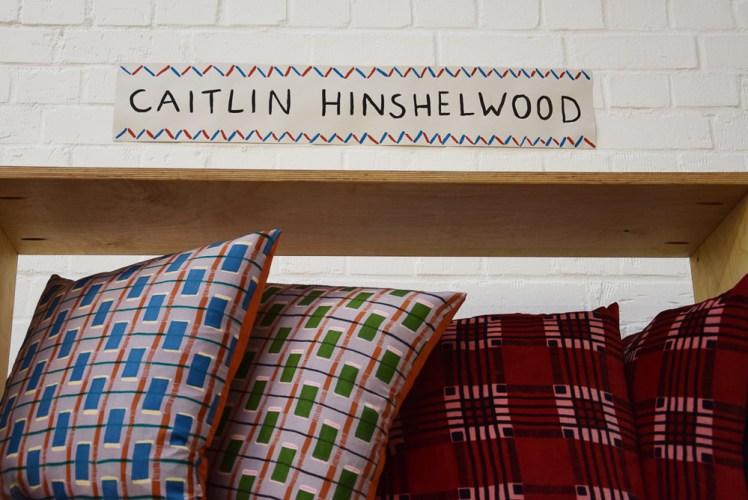 Caitlin Hinshelwood at London Renegade