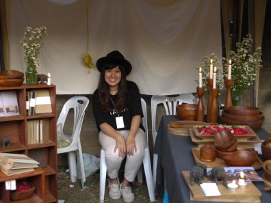 Taksa woodworks at Pop Market, CMDW14
