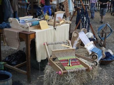 Fai Sor Kam loom at Pop Market, CMDW14