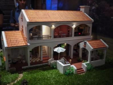 Sabu-Sabu model Thai house at CMDW14