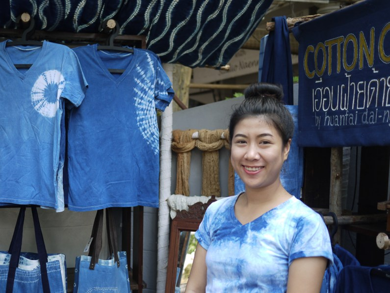 Cotton Chic at NAP Fair Chiang Mai