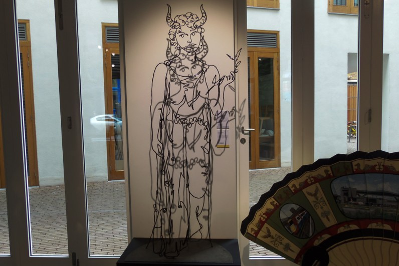 Aganes Jones steel drawing at LCW