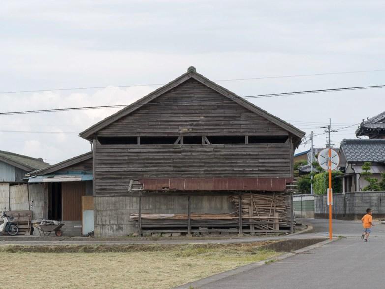 The Buaisou house.