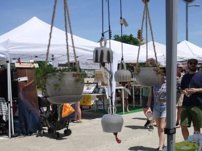Jessie Lazar at Renegade Craft Fair, Brooklyn 2015