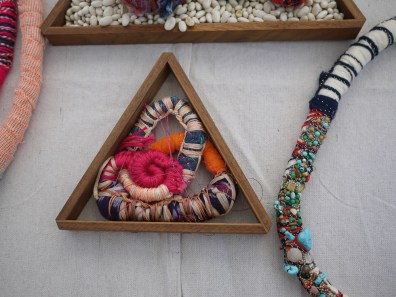 Cuyo at Renegade Craft Fair Brooklyn 2015