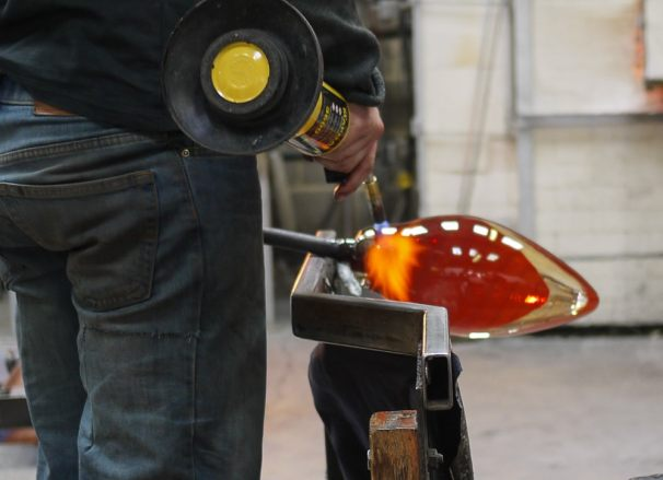 London Glass Blowing, LCW 2016