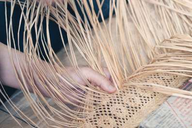 Lin: The Art of Taiwanese Rush Weaving at Native & Co, LCW 2016