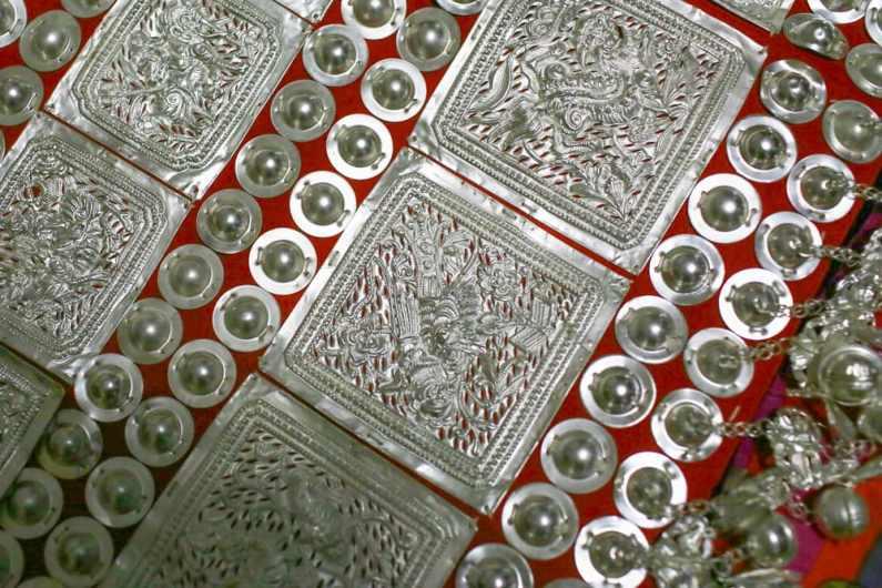 Miao silverwork