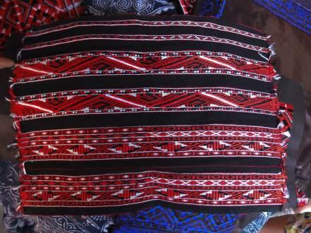 Miao Jacquard Textile