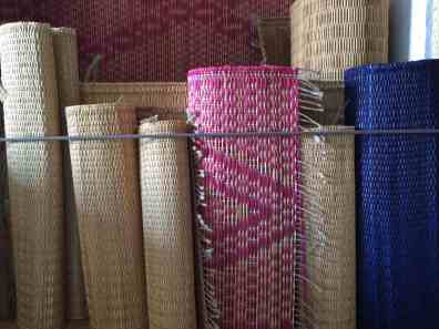 Tunisian Basketry — Mats