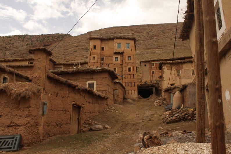 High Atlas village