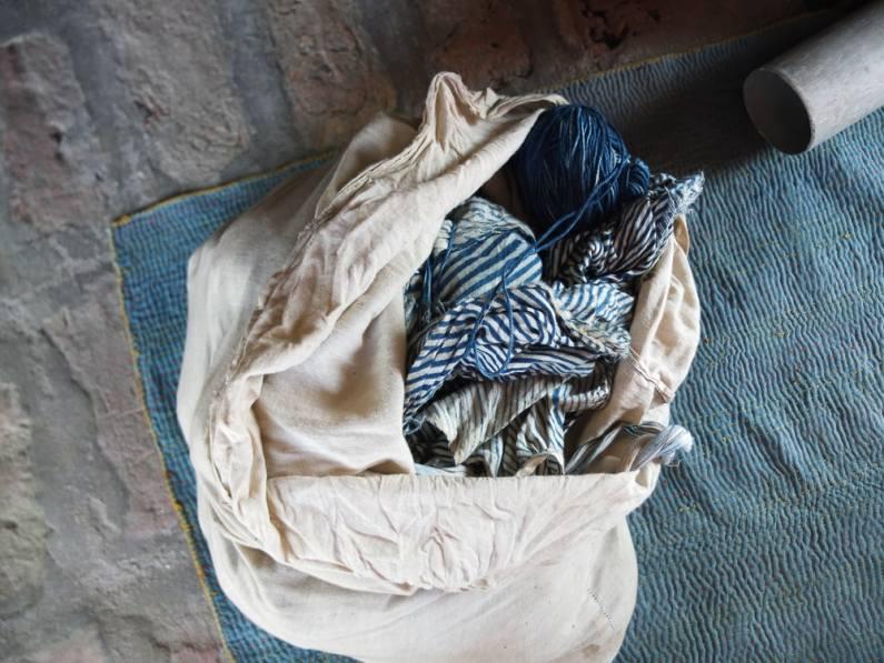 16 - Arashi fabric and tools