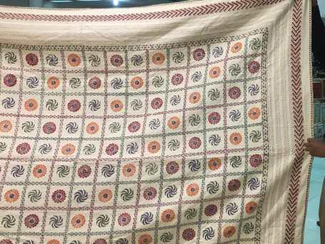 Aarong nakshi kantha – Handmade Textiles of Bangladesh