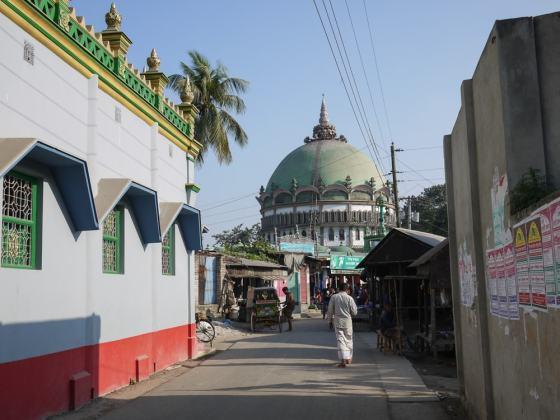 Sirajganj town – Handmade Textiles of Bangladesh