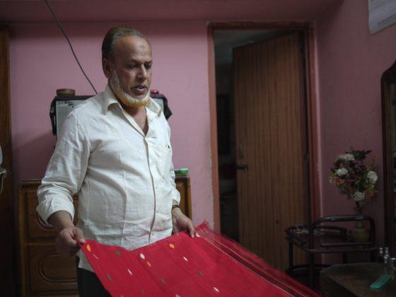 Azmol Bhai – Handmade Textiles of Bangladesh