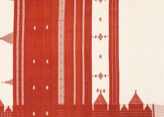 The Sari Series — Chhattisgarh Central 3 Drape - Chhattisgarh, India
