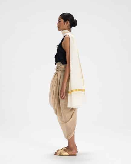 The Sari Series — Koli Drape - Goa, India