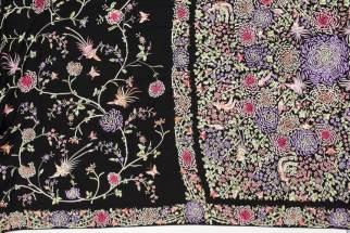 The Sari Series — Parsi Drape - Gujarat, India