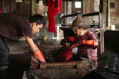 Dyeing —Indonesian Batik