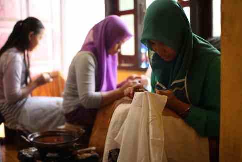Indonesian workshop
