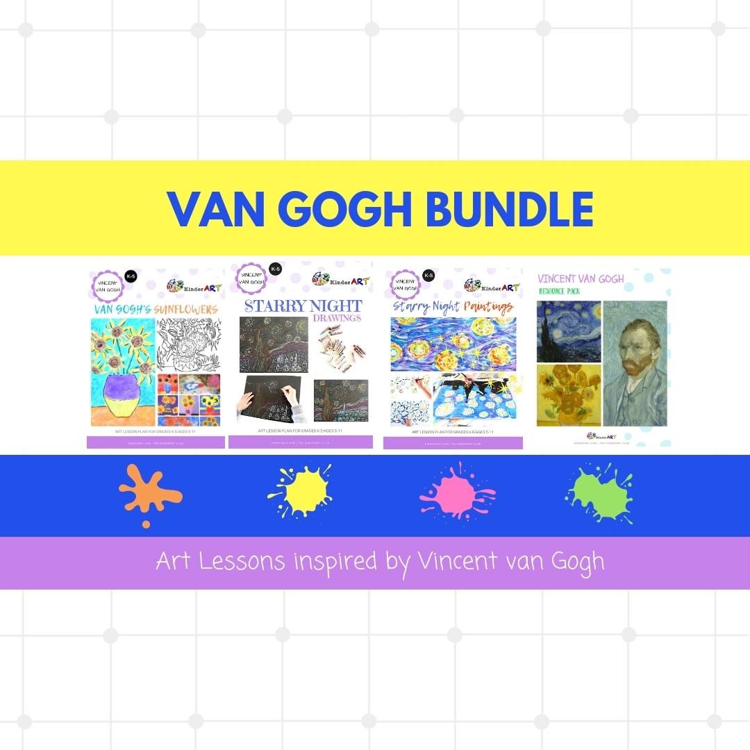 Vincent Van Gogh Pack
