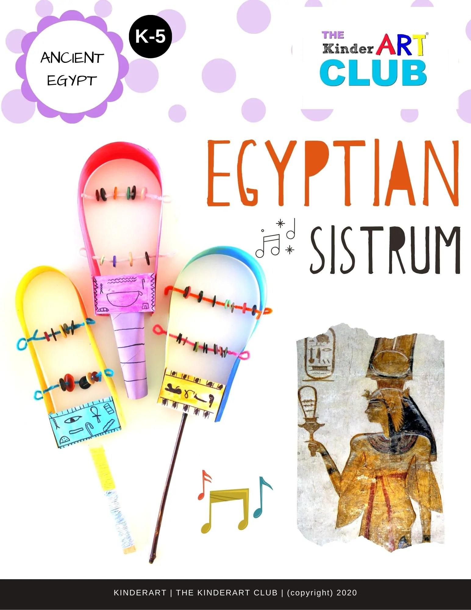 Lesson Egyptian Sistrum