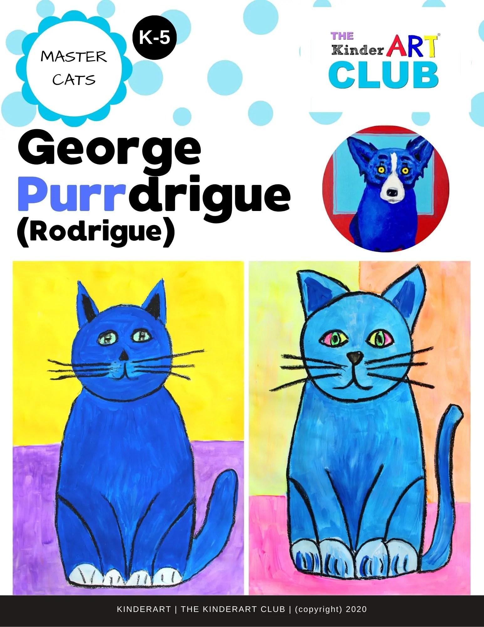 Lesson George Purrdrige Rodrigue