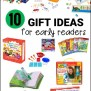 Great Gifts For Early Readers The Kindergarten Connection