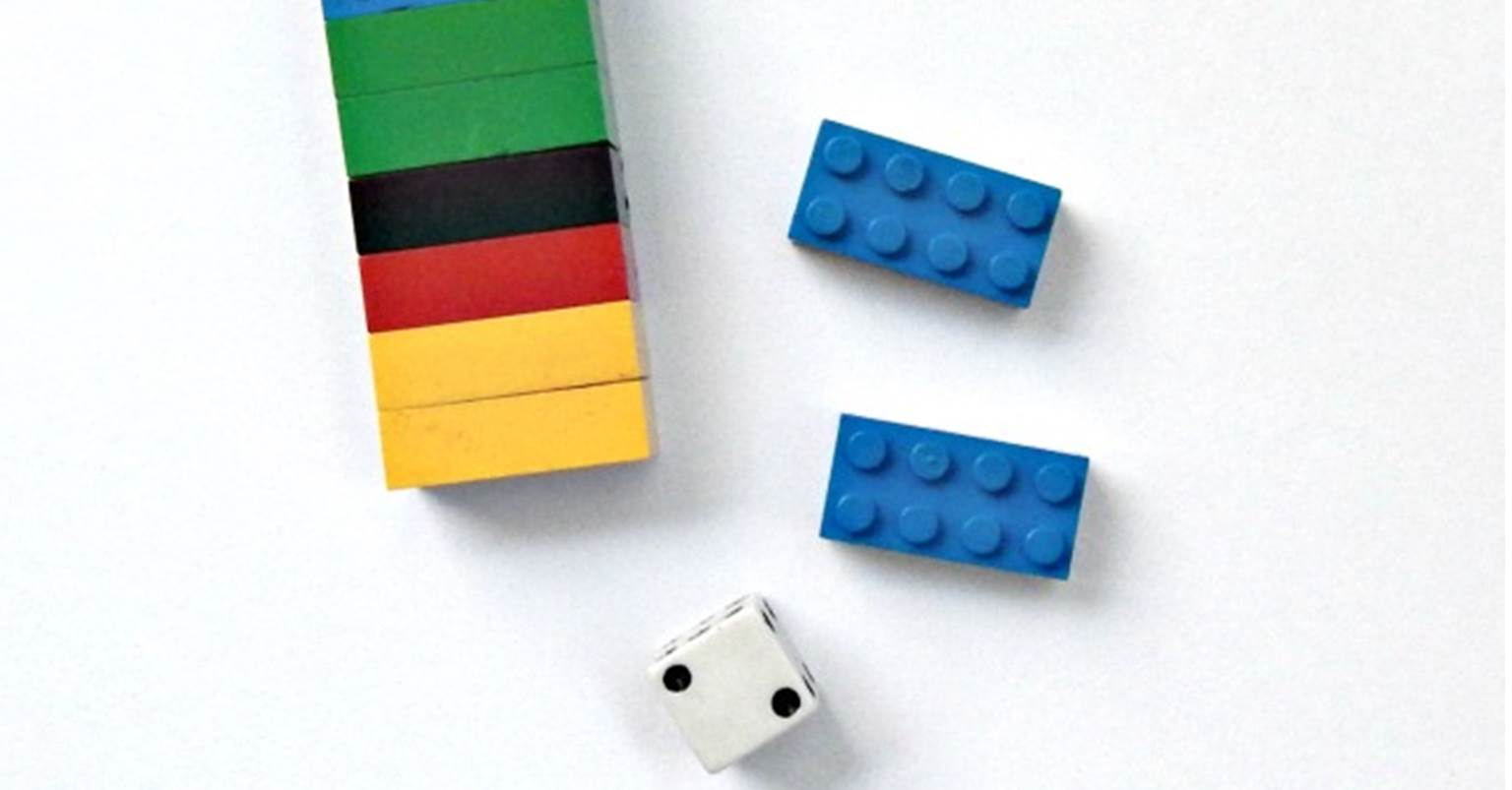 Subtraction Lego Game