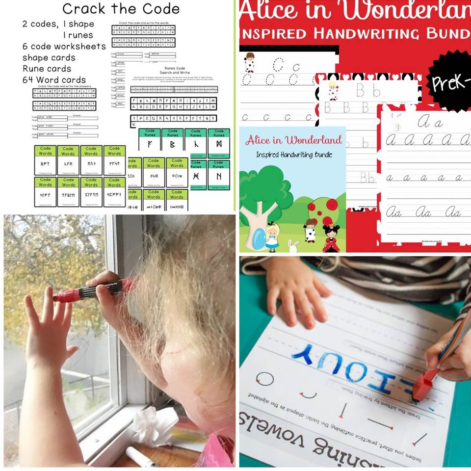 hight resolution of 21 Fun Handwriting Activities for Kids - The Kindergarten Connection