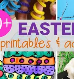 50+ Easter Activities That Kids Will Love! [ 803 x 1536 Pixel ]