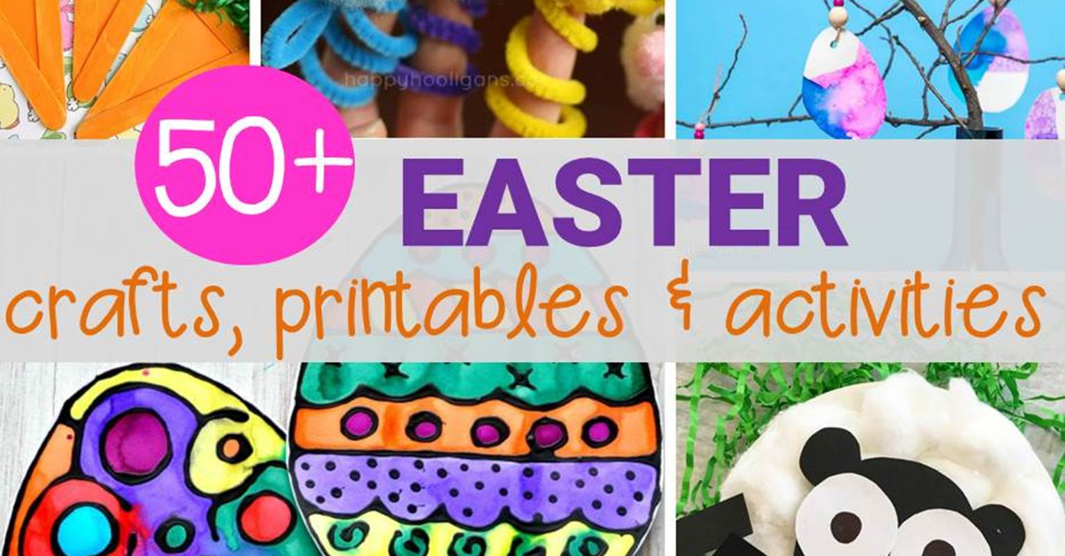 hight resolution of 50+ Easter Activities That Kids Will Love!