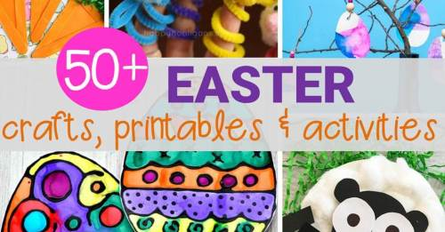 small resolution of 50+ Easter Activities That Kids Will Love!