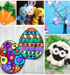 50+ Easter Activities That Kids Will Love! [ 2000 x 2000 Pixel ]