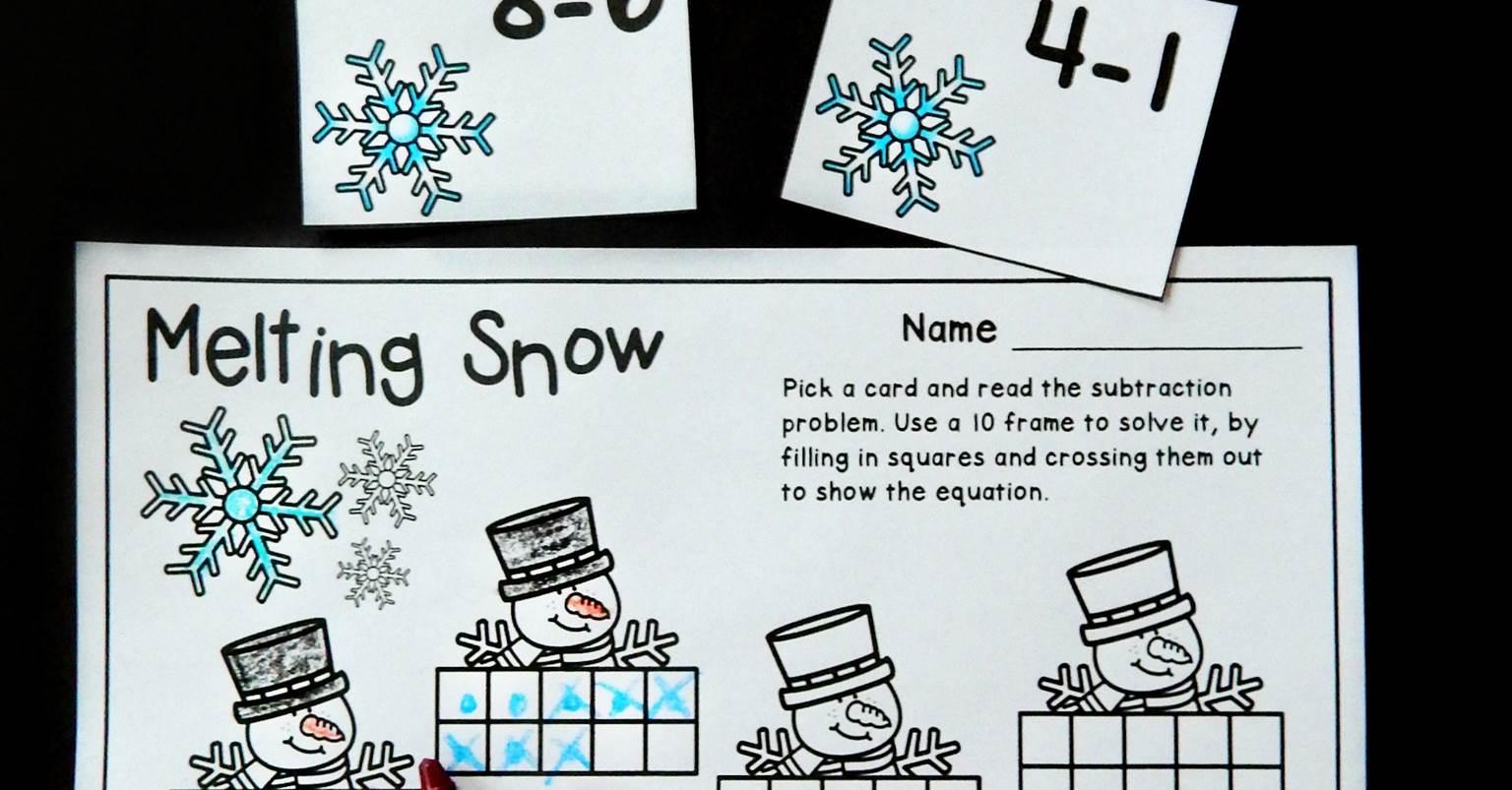 Snow Subtraction