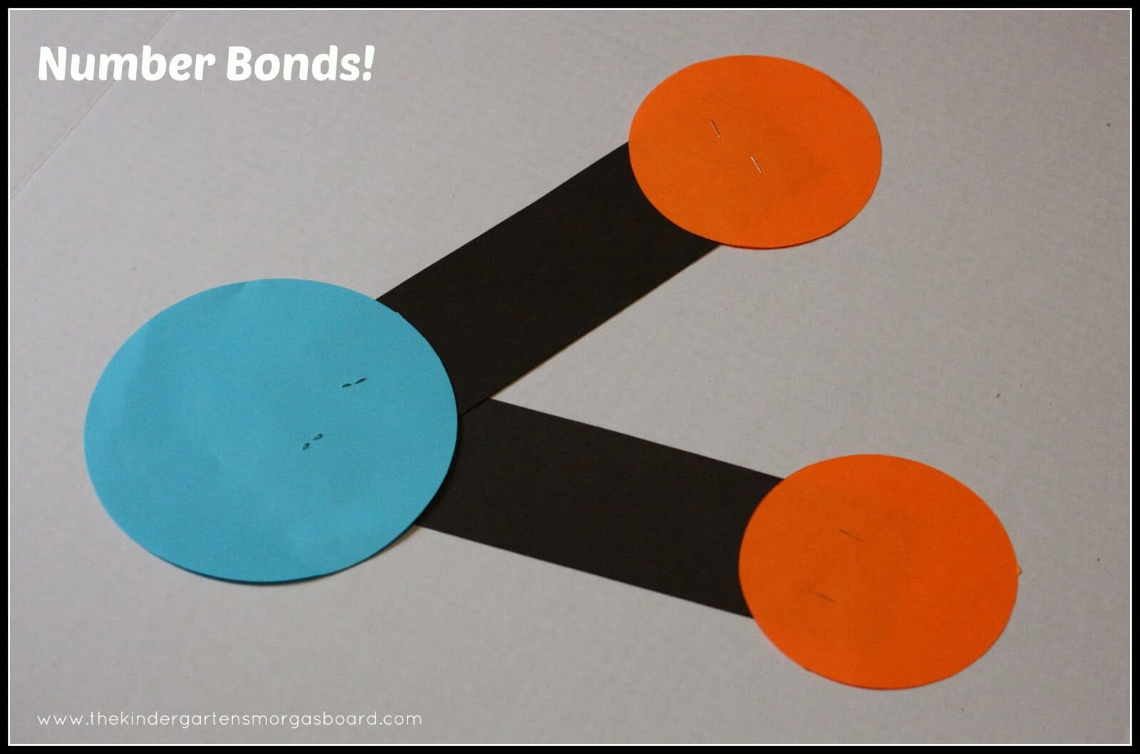 Number Bonds Lesson