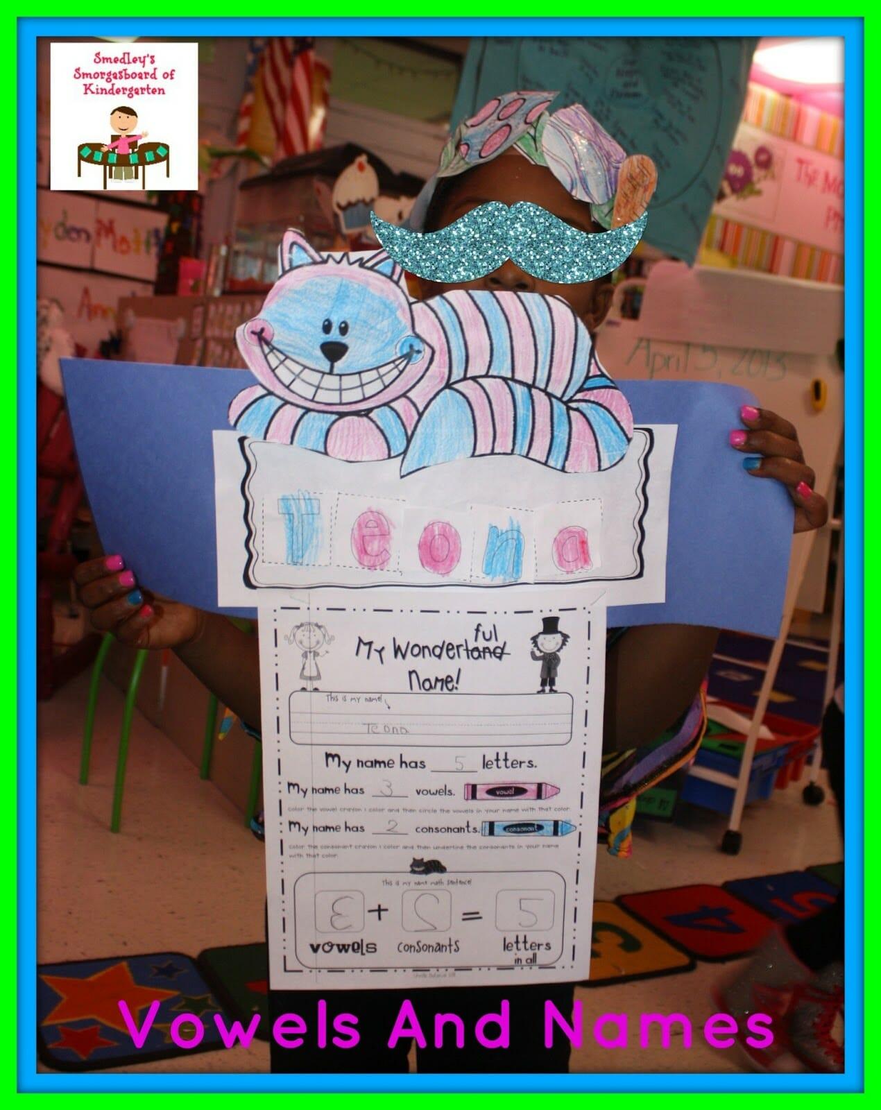 A Kindergarten Smorgasboard Saturday Kindergarten Post