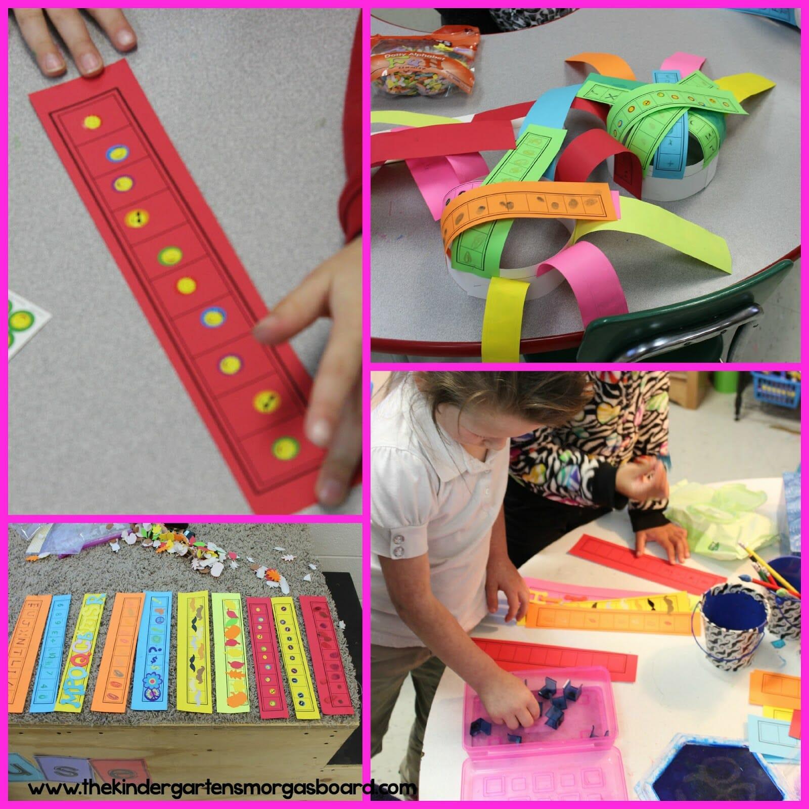 A Kindergarten Smorgasboard 100th Day Fiesta