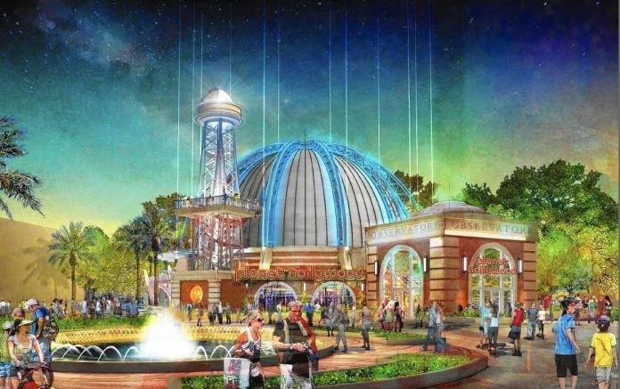Planet Hollywood Observatory | Disney Springs | Walt Disney World
