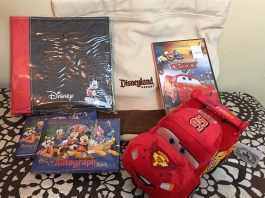 Disneyland Giveaway - Rafflecopter Contest